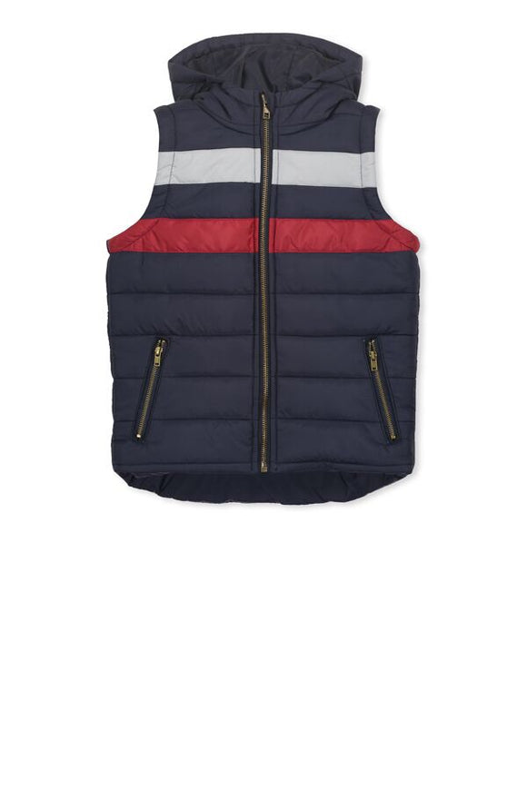 Navy vest - Little ones kingdom