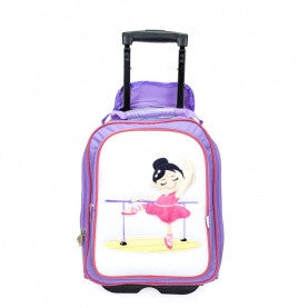 Ballerina kids suitcase - Woddlers - Little ones kingdom