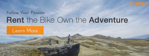 Rent the Bike - Own the Adventure