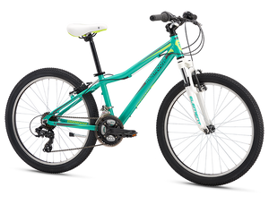 "Mongoose 24"" Rockadile Girls Bike Teal (2018)"