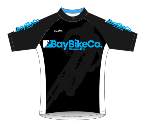 Bay Bike Co Custom Shop Jersey