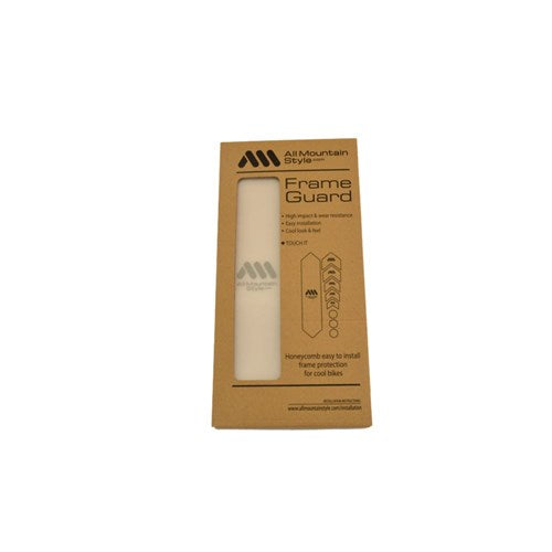 ALL MOUNTAIN STYLE AMS PROTECTION WRAP CLEAR / SILVER