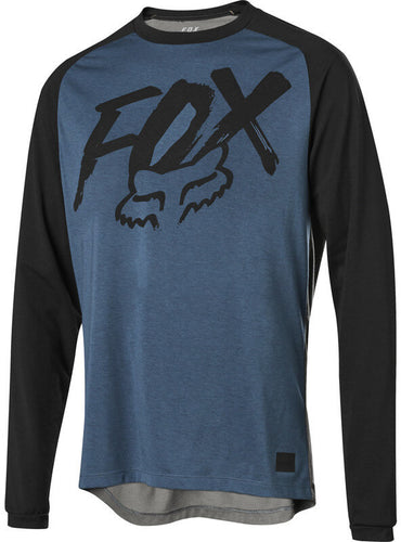Fox Ranger Dri-Release Fox Head LS Jersey