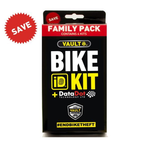 Vault Bike ID Kit Family