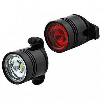 LEZYNE FEMTO DRIVE FRONT & REAR LIGHT