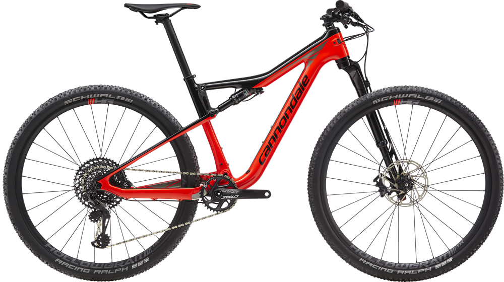 CANNONDALE SCALPEL-SI CARBON 3 (2019)