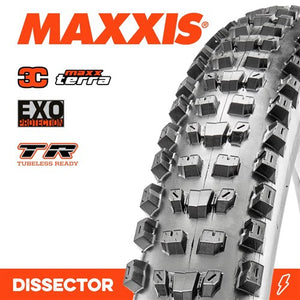 Maxxis Dissector 29 x 2.4 WT 3C Terra EXO TR