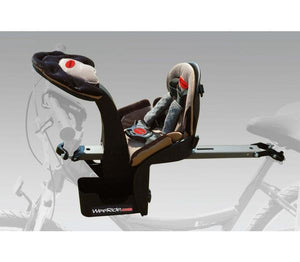WeeRide Deluxe Centre Mount Child Bike Seat