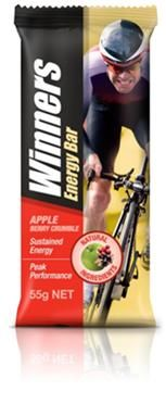 Winners Energy  Bar - Apple Berry Crumble