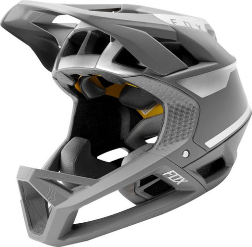 Fox Proframe Full Face MTB Helmet Quo 2020
