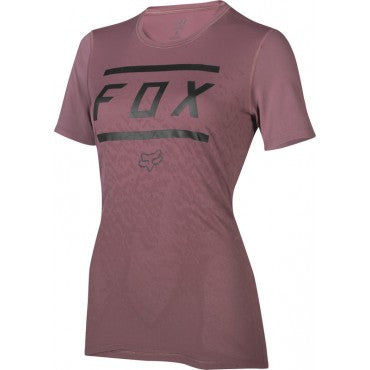 FOX RIPLEY SS BARS WOMEN'S JERSEY