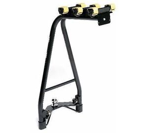 Pacific A-Frame Car Rack Towball 3 Bike -  Boomerang Base