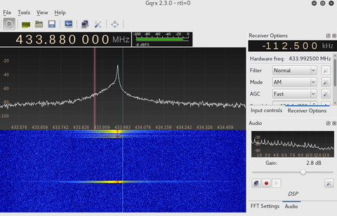 Getting started with the RTL-SDR - Part 1: Finding stuff