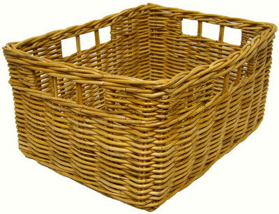 Rectangle Rattan Drawer Baskets