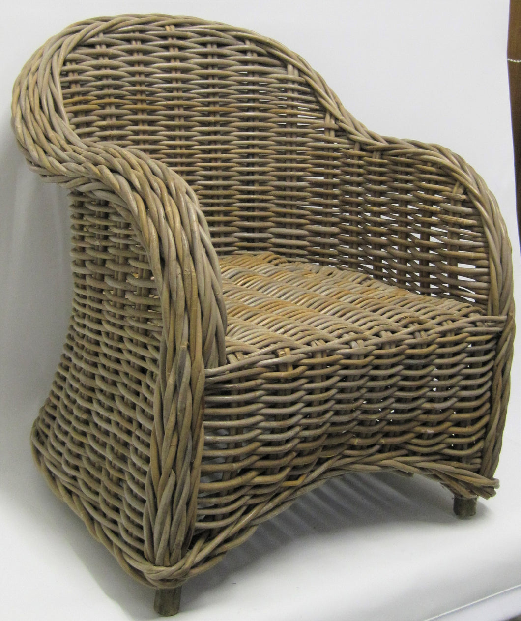 Childrens' Rattan Arthur Chairs