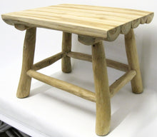 Raw Log Stool
