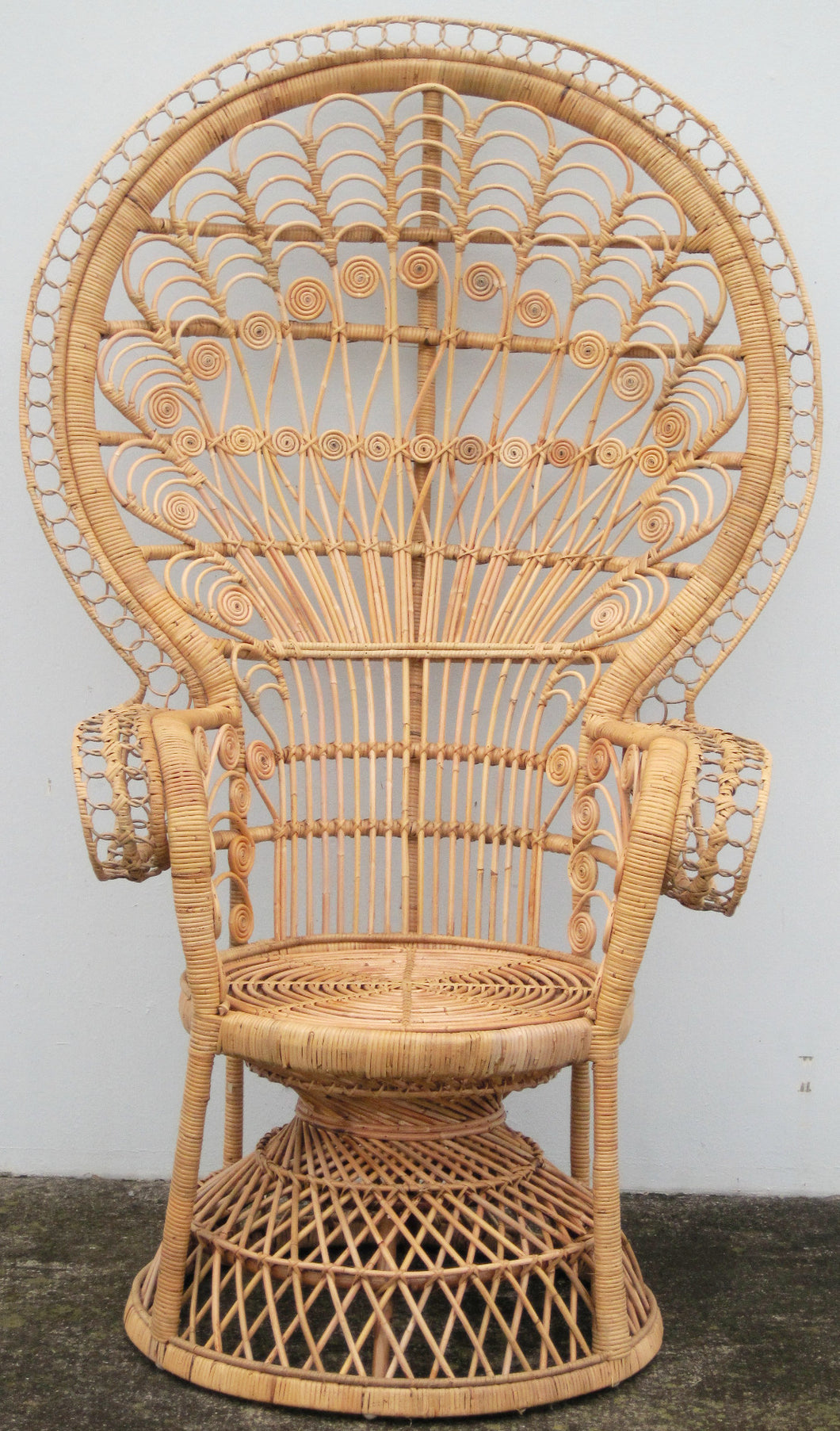Peacock Chairs  ( PRE- ORDER ONLY )