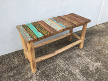 Upcycled Boat Wood Furniture