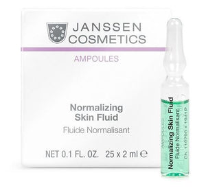 Janssen Cosmetics: NORMALIZING SKIN FLUID 25x2mL