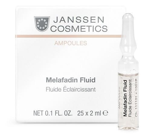 Janssen Cosmetics: MELAFADIN FLUID 25x2ml