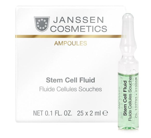 Janssen Cosmetics: STEM CELL FLUID 25x2ml