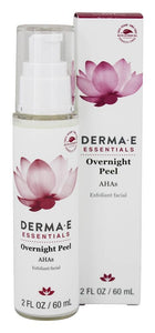 Dermae Overnight Peel Alpha Hydroxy Acids (AHAs) 2fl oz