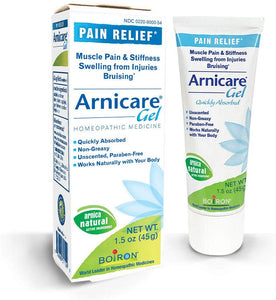 Arnicare Boiron Gel Pain Relief 1.5oz