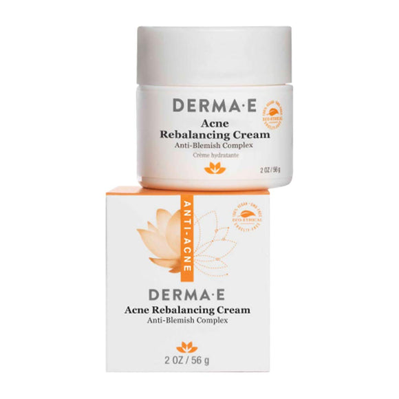 Dermae Acne Rebalancing Cream 2oz