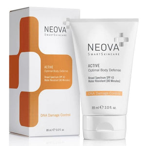 Neova Active [Broad Spectrum SPF 43] For The Face & Body
