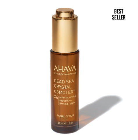 Ahava Dead Sea Crystal Osmoter X6 Facial Serum 30ml 1fl oz