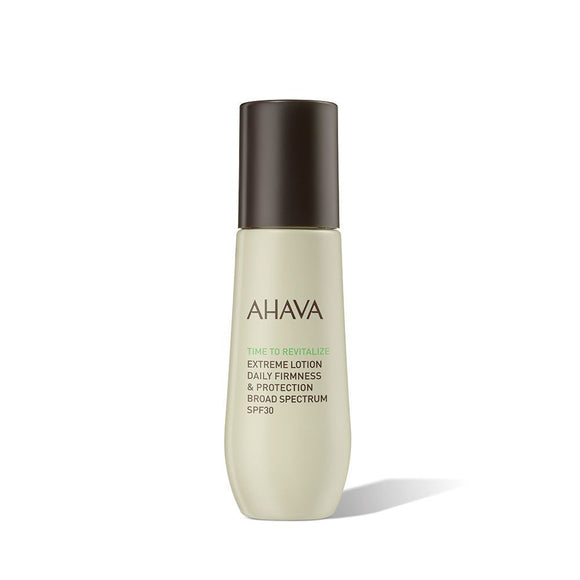 Ahava Extreme Lotion Daily Firmness & Protection SPF30 1.7oz