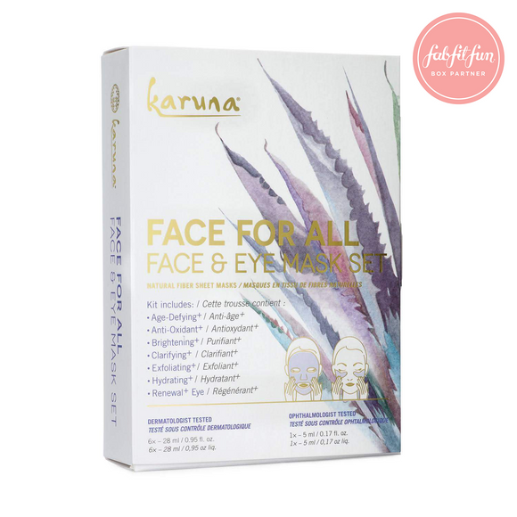 Karuna Mask for All for Face + Eyelashes