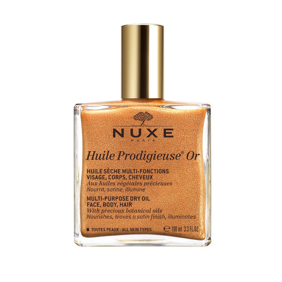 Nuxe Shimmering Dry Oil Huile Prodigieuse 100mL