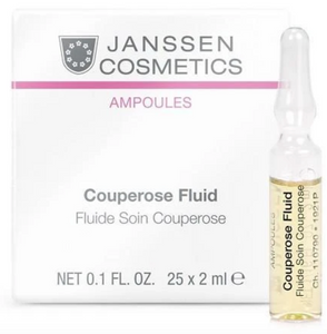 Janssen Cosmetics Couperose Fluid 0.1 fl x25