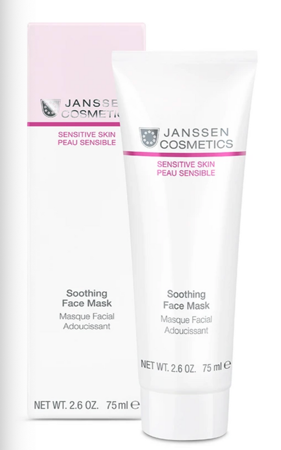 Janssen Cosmetics Soothing Face Mask 2.6 oz