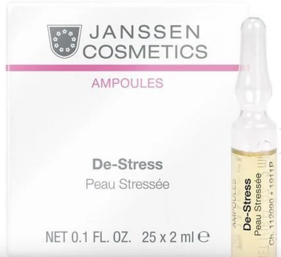 Janssen Cosmetics Destress Fluid 0.1 fl x 25