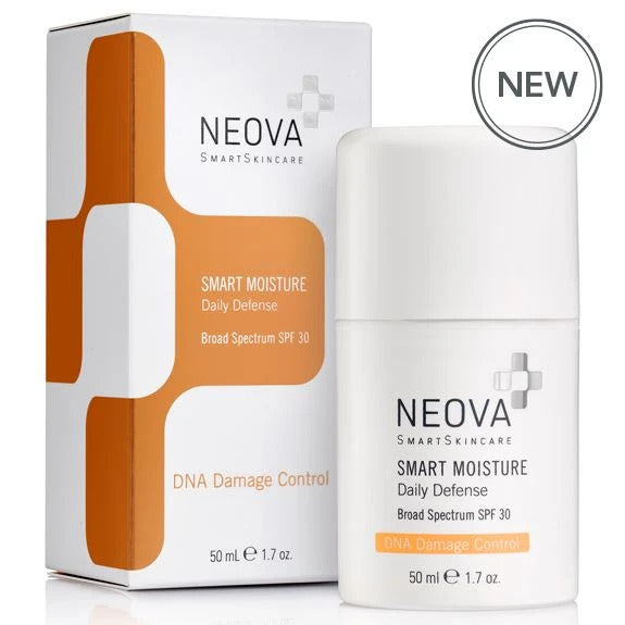 Neova Smart Moisture [Broad Spectrum SPF 30] DNA Repair + Copper Peptide Complex®