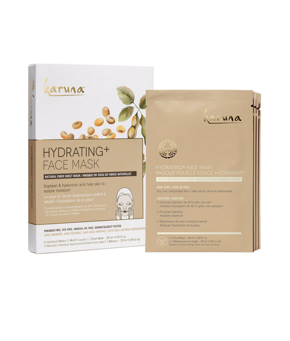 Karuna Hydrating Face Mask 4 Pack