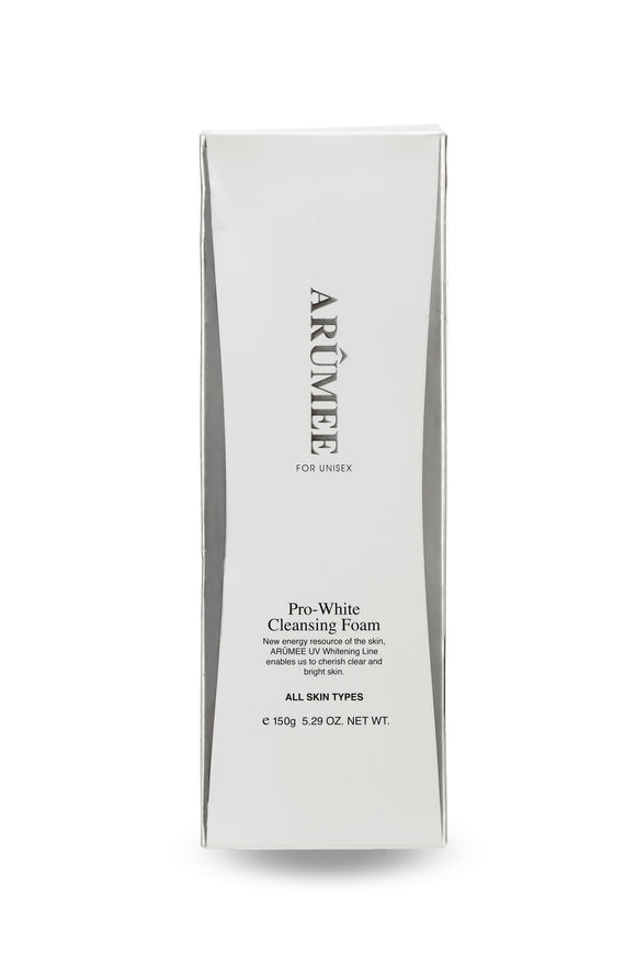 Arumee Pro-White Cleansing Foam 5.29 oz