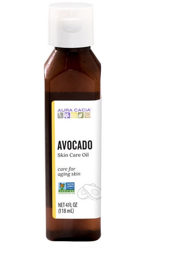 Aura Cacia Avocado Skin Care Oil 4 fl. oz.