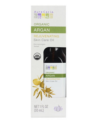 Aura Cacia Organic Argan Skin Care Oil 1 fl. oz.