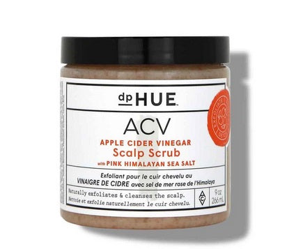 dpHue Apple Cider Vinegar Scalp Scrub 9 oz