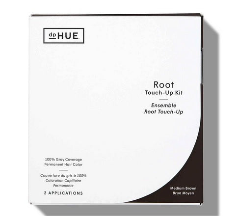 dpHUE Root Touch-Up Kit Medium Brown 2 Applications