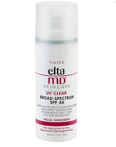 EltaMD UV Clear Broad-Spectrum SPF 46 Tinted 1.7 oz