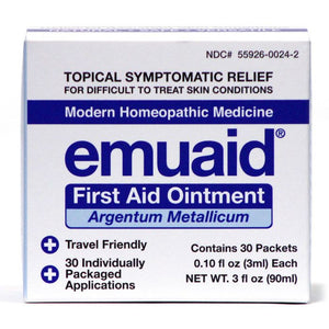Emuaid 30 Day Travel Pack