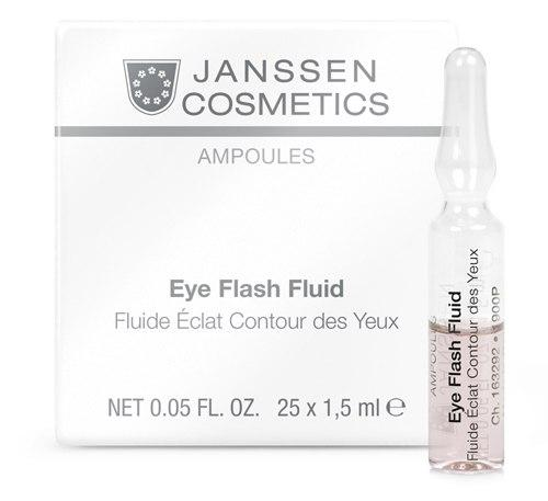 Janssen Cosmetics: EYE FLASH FLUID 25x2mL