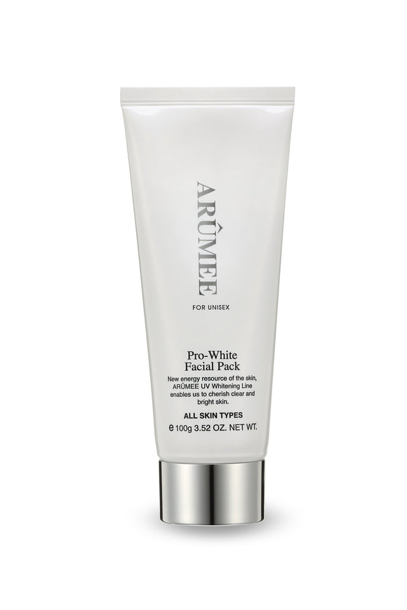 Arumee Pro-White Facial Pack 3.52 oz