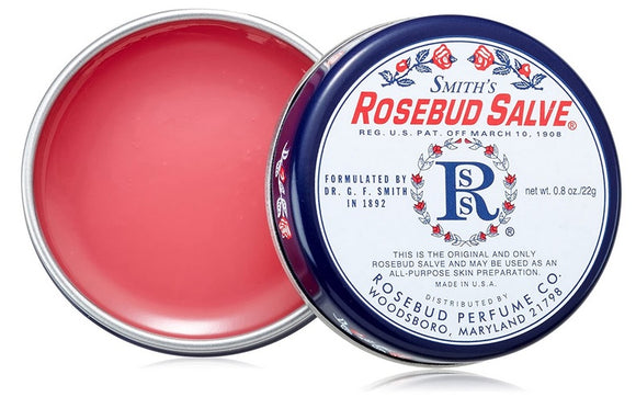 Smiths Rosebud Salve Original Tin 0.8 oz Original