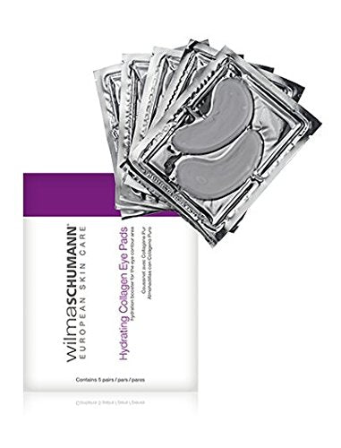 Wilma Schumann Hydrating Collagen Eye Pads (Pack of 5 pairs)
