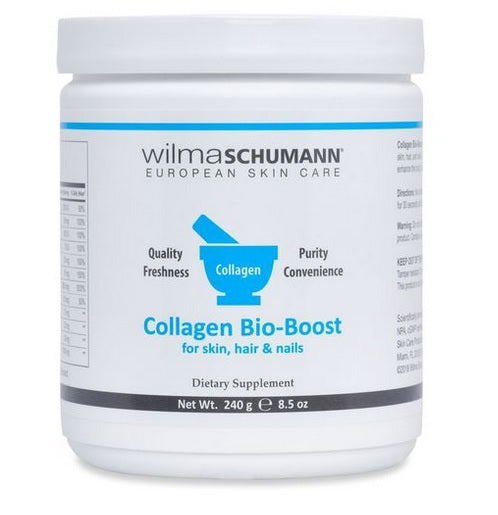 Wilma Schumann Collagen Bio Boost for Skin Hair and Nails 8.5 oz 240g